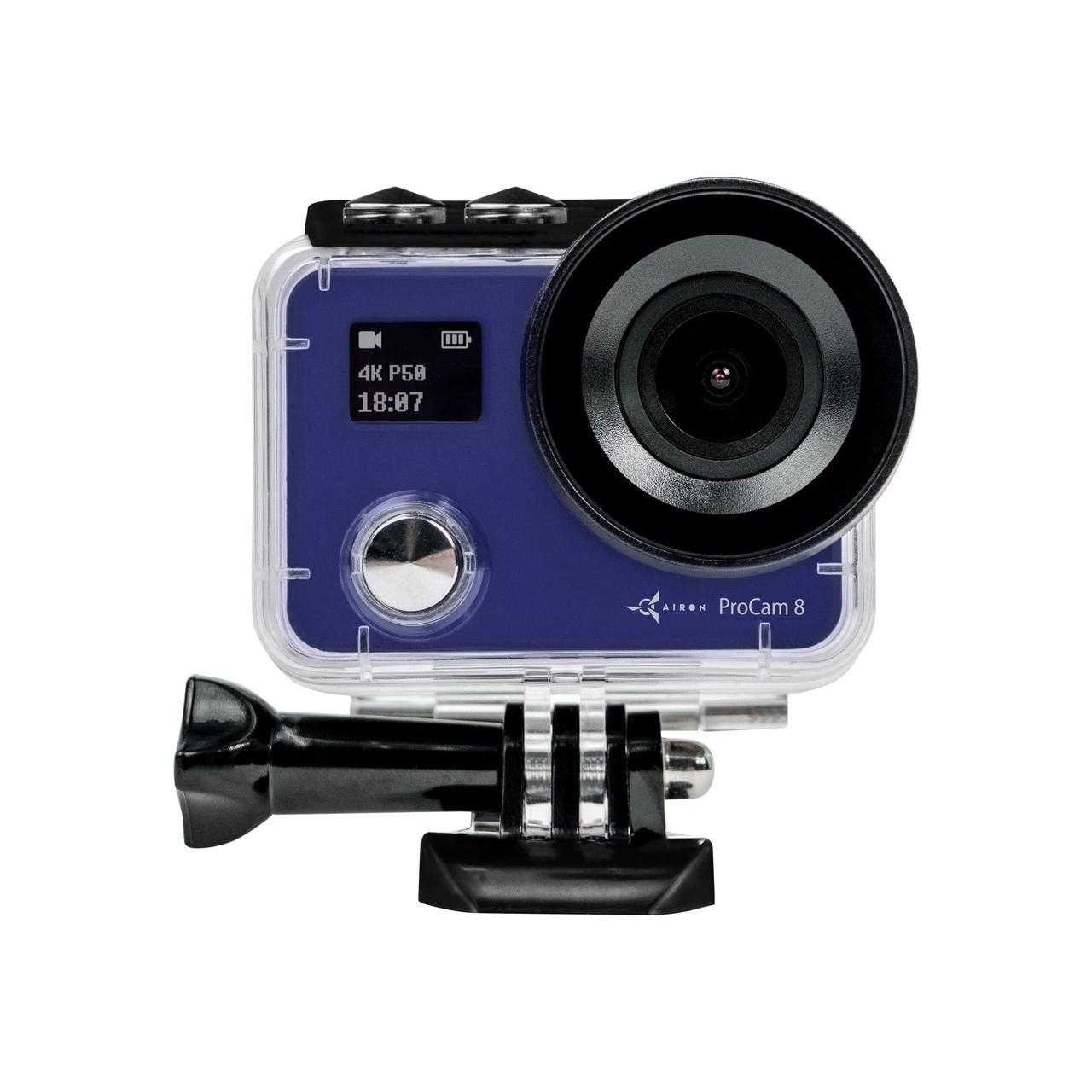 Екшн-камера AIRON ProCam 8 Blue / в магазині