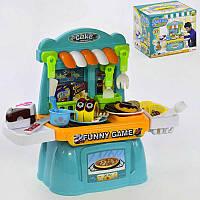 """Игровой набор """"""""Магазин сладостей"""""""" 36778-100 (18) продукты на липучках, в коробке"""