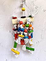 Игрушка для попугаев, фото 1