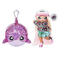Кукла Na Na Na Surprise 2-in-1 Fashion Doll Sparkle Series Krysta Splash