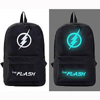 Городской рюкзак с кодовым замком и Usb 20л черный Flash 154072