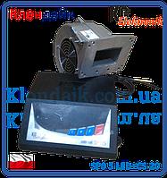 Комплект автоматики для твердотопливных котлов KG ELEKTRO SP 05 LED + DP 02