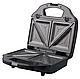 Вафельница Lexical LSM-2515 для бельгийских вафель | электровафельница, сендвичница, бутербродница, гриль 750W, фото 4
