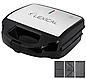 Вафельница Lexical LSM-2515 для бельгийских вафель | электровафельница, сендвичница, бутербродница, гриль 750W, фото 8