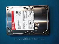 Винчестер жесткий диск для массового применения HDD SATA-3 1 Тб TOSHIBA (HDWD110UZSVA), фото 1