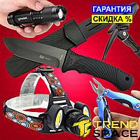 Нож для охоты хороший туристический ніж туристичний рыбацкий армейский охотничий тактический Columbia Спецназ