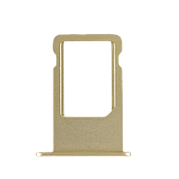 Держатель (лоток) внешний слот SIM карты лоток iPhone 6G золотой