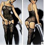 Эротическое белье.Эротический боди-комбинезон Corsetti Fantasia ( 46 размер размер М ), фото 3