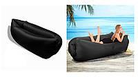 Надувний диван AIR SOFA Black надувной шезлонг