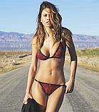 Эротическое белье  Сексуальное белье Эротическое боди. Эротический комплект Cherry ( 42 размер размер S ), фото 2