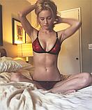 Эротическое белье  Сексуальное белье Эротическое боди. Эротический комплект Cherry ( 42 размер размер S ), фото 4