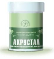 Акрустал 65г–фитокрем для тела при псориазе, экземе, дерматите, нейродермите