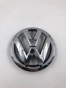 Эмблема значок на решетку радиатора Volkswagen VW B7,Caddy, Touran 10-, Jetta 6, 1T0853601E ULM
