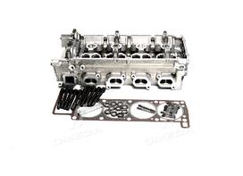 Головка блока ГАЗЕЛЬ двигатель 405,409 с клап.с прокл.и крепеж., фирм.упак. (пр-во ЗМЗ), 406.3906562-10