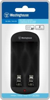Зарядноe устройство Westinghouse WBC-0805A для NiMH,NiCd (USB)