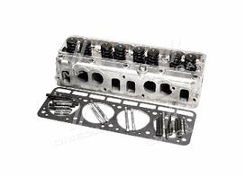Головка блока ГАЗ 2410,3302 двигатель 4021 (А-76) с клап.с прокл.и крепеж (пр-во ЗМЗ), 4021.3906562