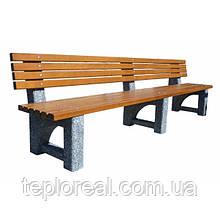 Скамейка для дачи и дома Верона-лонг