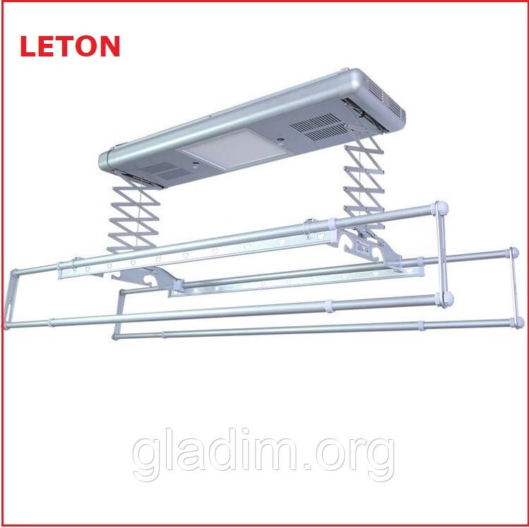 """Автоматизована балконні сушарка для білизни """"LETON 110S"""""""