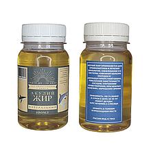 Акулячий жир (Жир печінки катрана) 100 мл Алтайвитамины