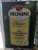 Оливковое масло Monini Extra Vergine Classico, 3 л