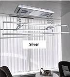 Сушарка білизни авоматическая балконні з пультом управління, фото 2