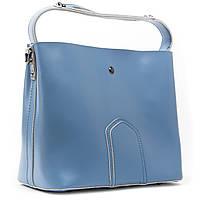 Стильная  женская сумка А. Rai сумочка из натуральной кожи на каждый день, вместительная, фото 1