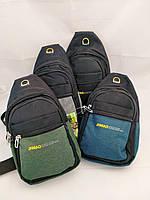 """Рюкзак унисекс на 1 плечо,(4цв.) размер 31*18*9 см  """"VALET"""" купить недорого от прямого поставщика"""