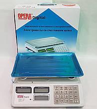 Торгові ваги Opera OP-218 до 50 кг