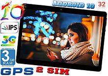 14 ЯДЕР! Планшет-телефон Sony Tablet Z40, 32Gb, 3GB RAM, GPS, 3G, навігатор 2sim Android 10