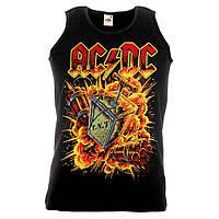 Майка AC/DC Explosion, фото 1