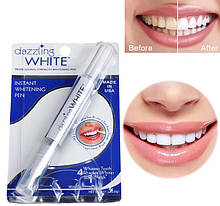Карандаш для отбеливания зубов Dazzling White -  домашнее отбеливание зубов