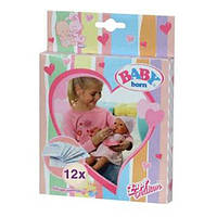 Каша Zapf для куклы Baby Born 12 пакетиков (779170)