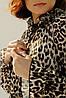 Женское платье по колено , в модных расцветках (42 ,44,46,48 ), фото 2