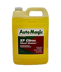 Auto Magic XP Citrus Wheel Cleaner сверхмощный очиститель дисков 3,785 л.