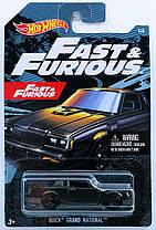 Машинка  Hot Wheels серия Fast And Furious Buick Grand National