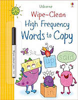 Wipe-Clean. High-Frequency Words to Copy