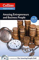 Amazing Entrepreneurs & Business People. Level 1 (+ MP3)