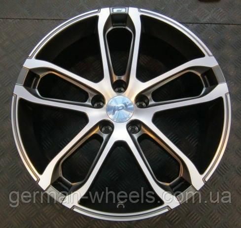 "Диски 20"" ABT СR Audi"