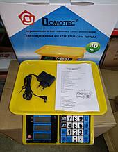 Ваги торгові Domotec MS-266 40 кг подвійне табло