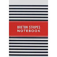 Breton Stripes Notebook