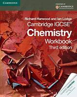 Cambridge IGCSE Chemistry Workbook. Cambridge International Examinations