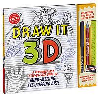 Draw it 3-D