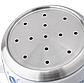 Самовар электрический LEXICAL LSV-0801 белый (1800W)   электросамовар с керамическим заварочным чайником, фото 3