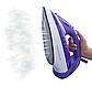 Праска Lexical LSI-1013 з керамічної підошвою фіолетовий (2200 Вт, самоочищення, функція прямого пара), фото 2