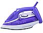 Праска Lexical LSI-1013 з керамічної підошвою фіолетовий (2200 Вт, самоочищення, функція прямого пара), фото 5