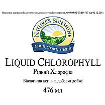 Жидкий Chlorophyll Liquid, Хлорофилл жидкий, NSP, США, фото 3