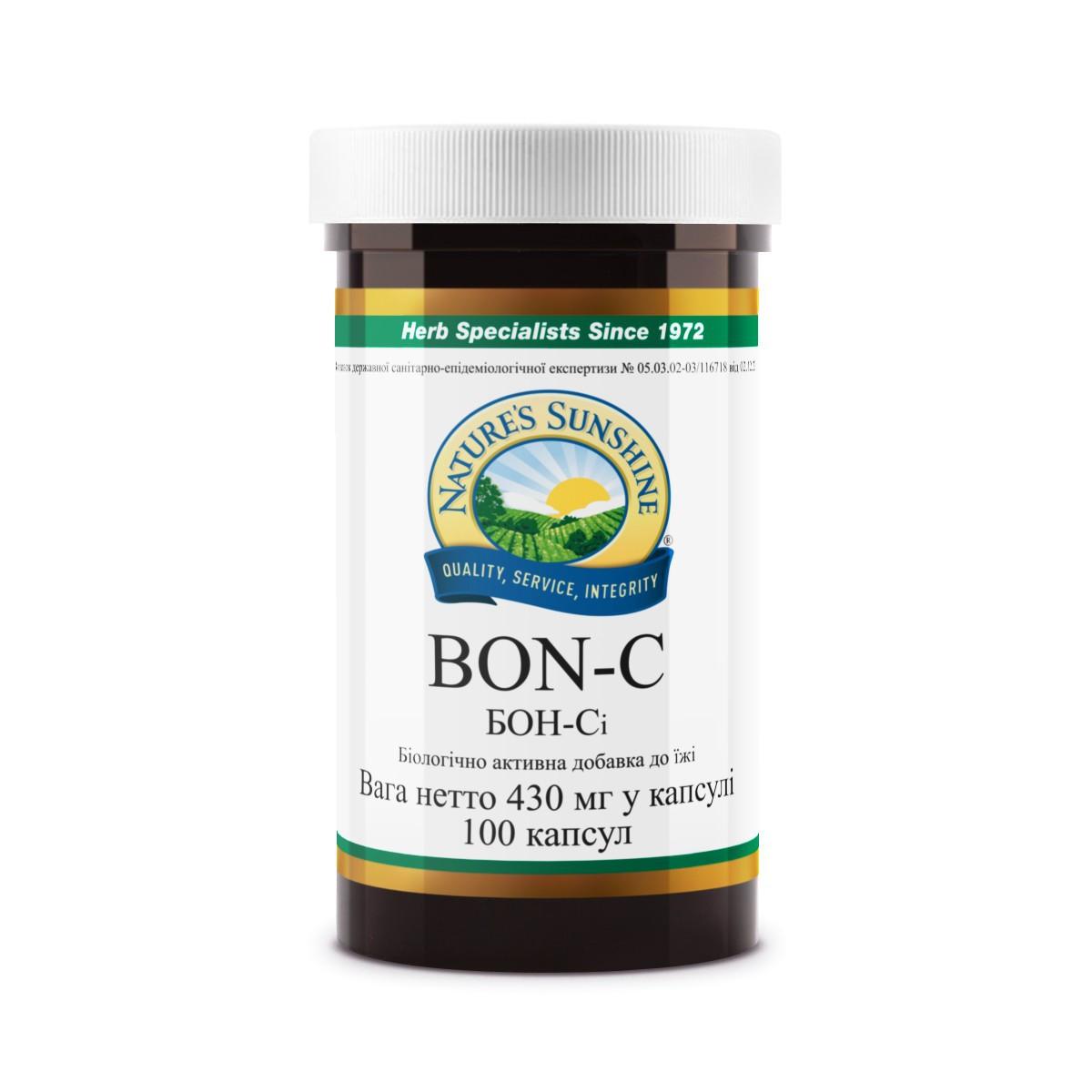 Bon-C Бон-Си, НСП, США, NSP. Натуральный препарат для укрепления опорно-двигательного аппарата.