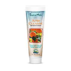 Скраб абрикосовый «Апри-клинс» для лица и тела, Api-Cleanse Light Apricot Cleanser, 135 мг, США