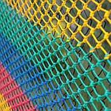 Загороджувальна сітка д 5,5 осередок 7,5 огороджувальна сітка захисна сітка., фото 2