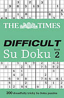 The Times Difficult Su Doku. Book 2